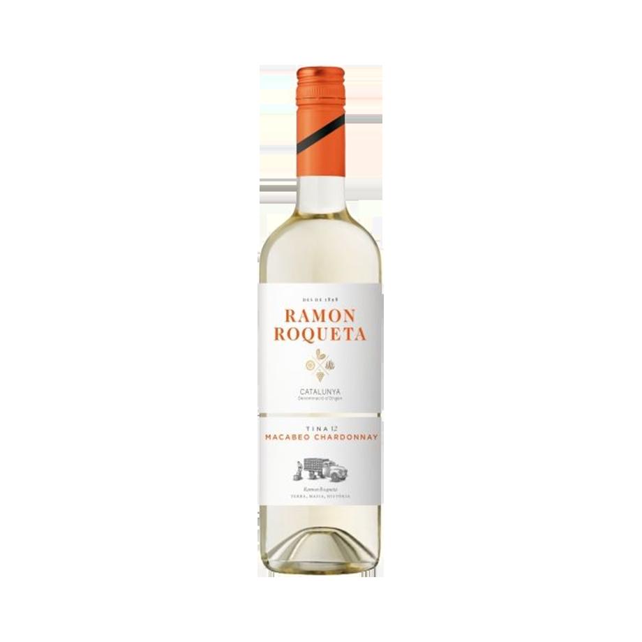 Ramón Roqueta Macabeo-Chardonnay 75cl