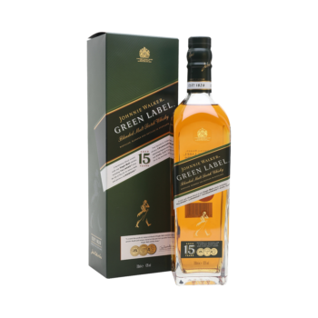Johnnie Walker Green Label 15yr 70cl