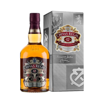 Chivas Regal 12yrs 1ltr