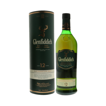 Glenfiddich 12 yrs 1ltr