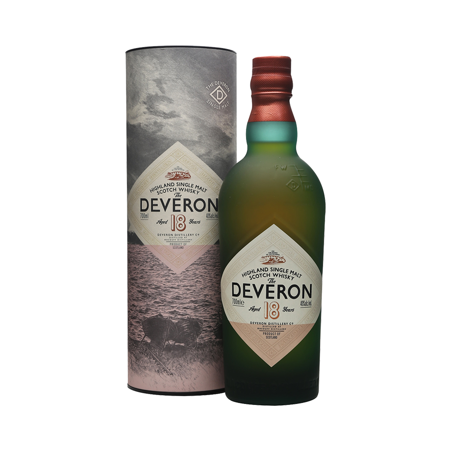 Glen Deveron 18yr Highland Single Malt Scotch Whisky