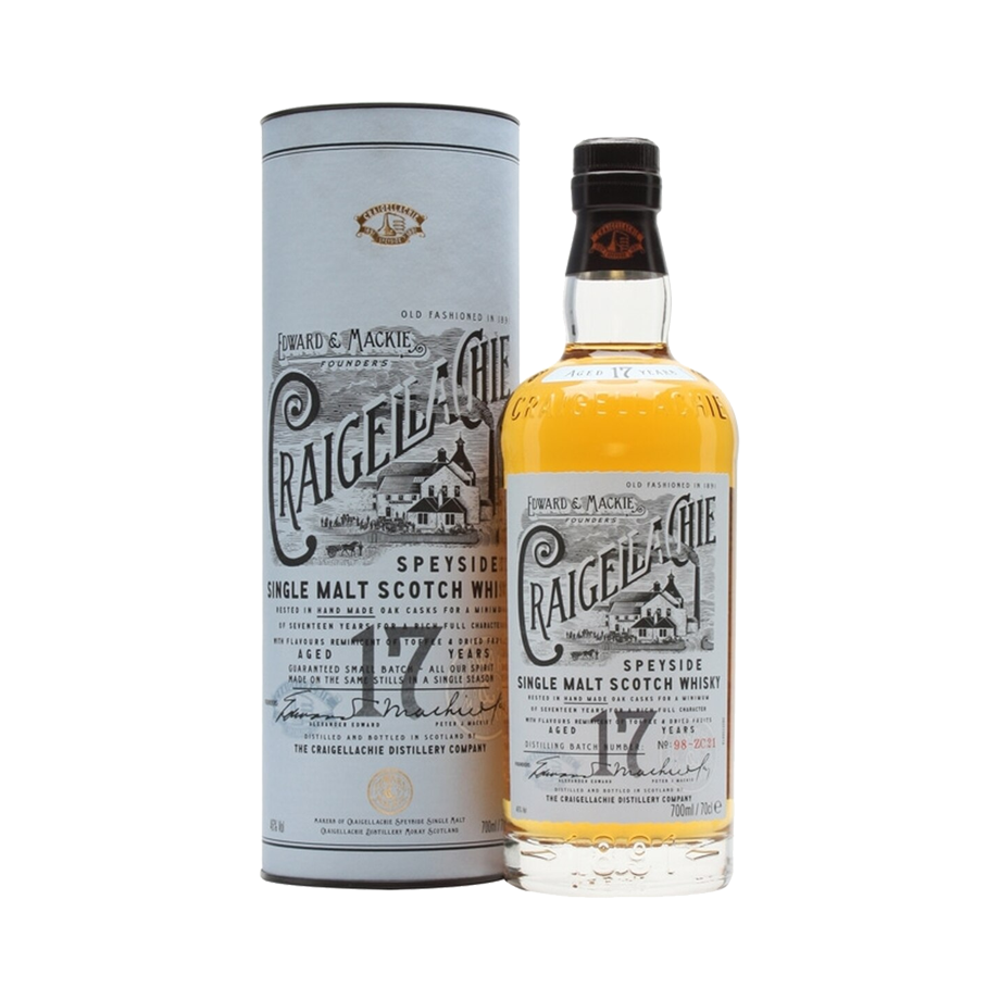 Craigellachie 17 Years Old 70cl