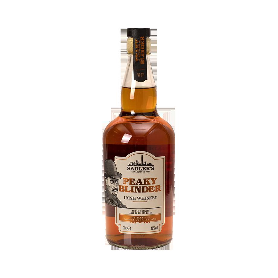 Peaky Blinder Blended Irish Whiskey 70cl