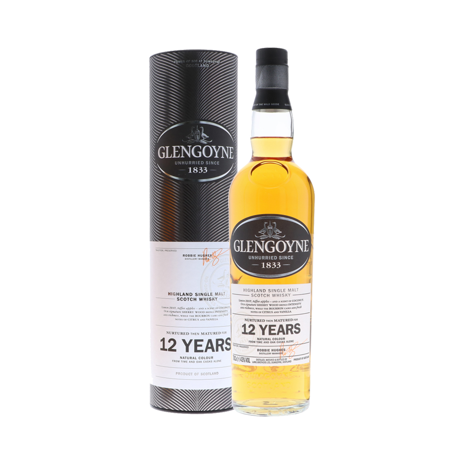 Glengoyne 12yrs 70cl