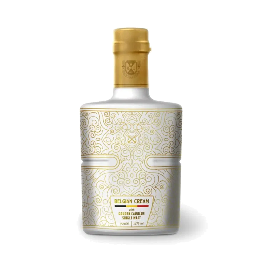 Belgian Cream with G.C. Single Malt 70cl