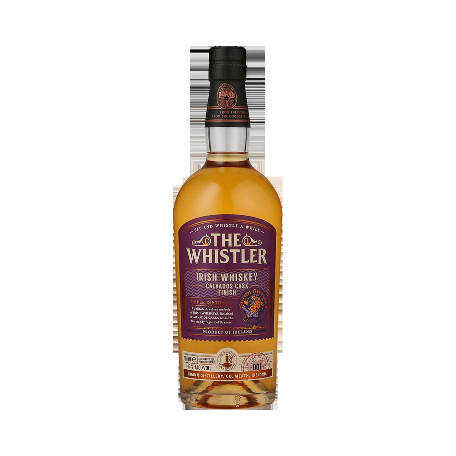 The Whistler Calvados Cask Finish 70cl