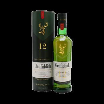 Glenfiddich 12yr 70cl