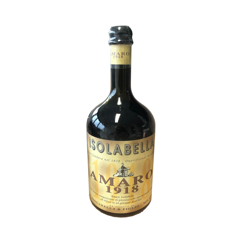 Amaro Isolabella 1918 70cl
