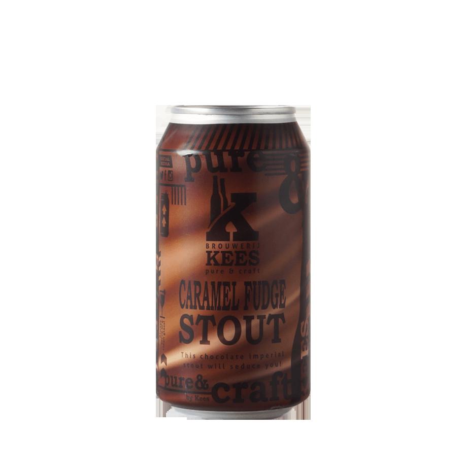 Kees Caramel Fudge Stout 33cl