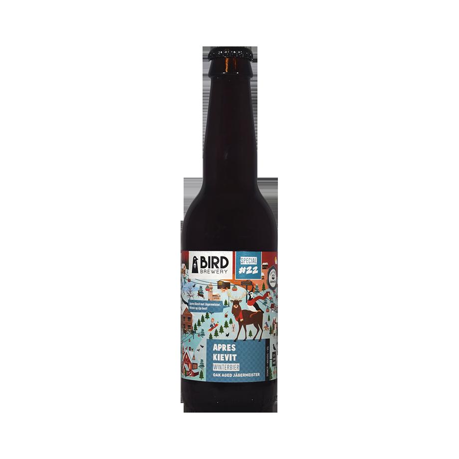 Bird Brewery Apres Kievit 33cl Jägermeister Oak Aged Special #22 33cl