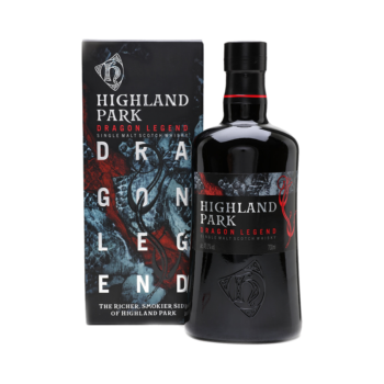 Highland Park Dragon Legend Single Malt Scotch Whisky 70cl