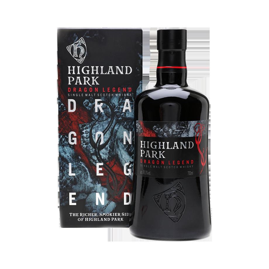 Highland Park Dragon Legend Single Malt Scotch Whisky 70cl