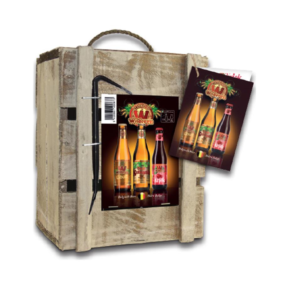 Wilderen Bierbox 3x33cl