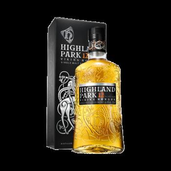Highland Park 12 years Viking Honour Single Malt Scotch Whisky 70cl