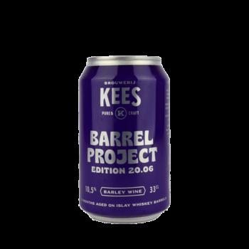 Kees Barrel Project 20.06 33cl