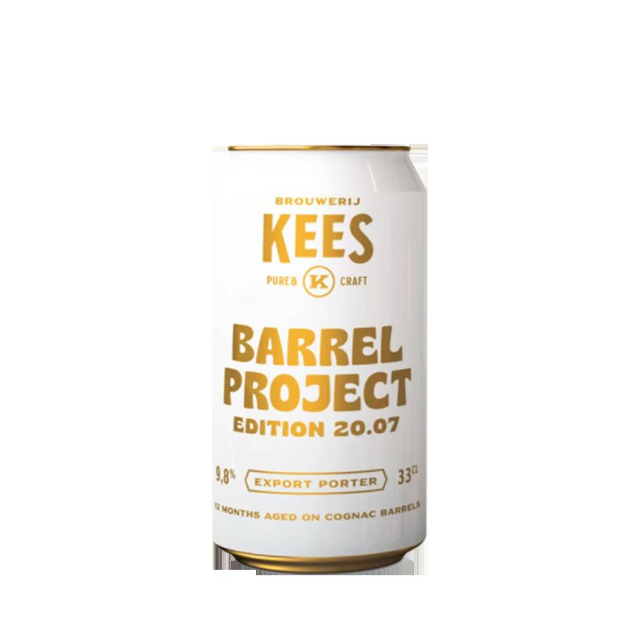 Kees Barrel Project 20.07 33cl