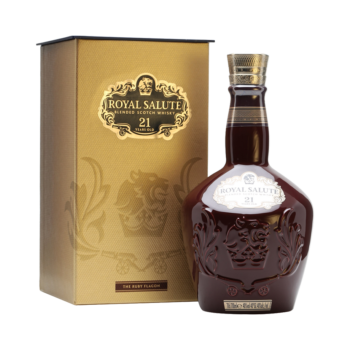 Royal Salute The Ruby Flagon 21yr 70cl