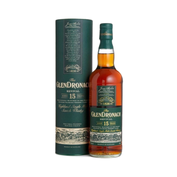 Glendronach 15yr Revival Highland Single Malt Scotch Whisky 70cl