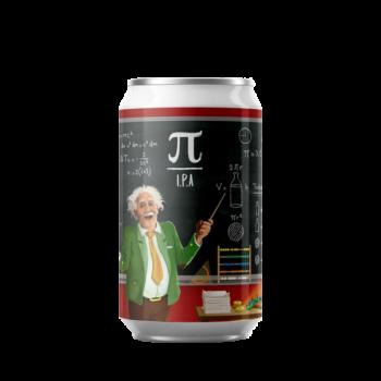 Brouwerij de School Pi I.P.A. 33cl