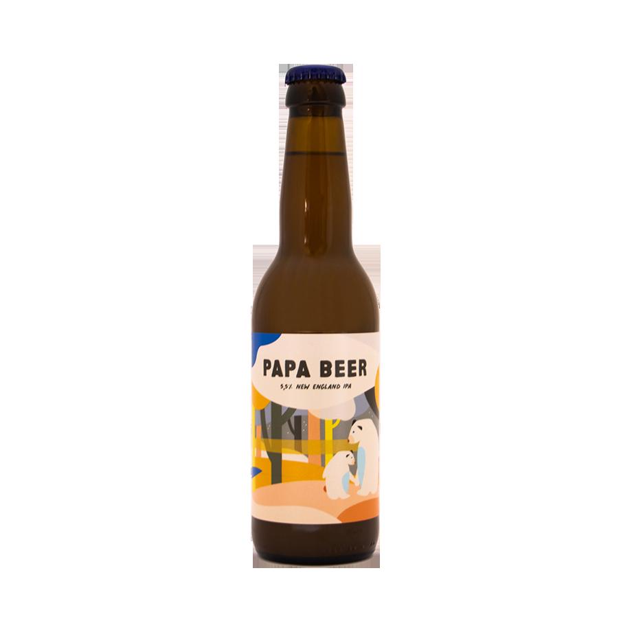 Brouwerij Eleven Papa Beer 33cl