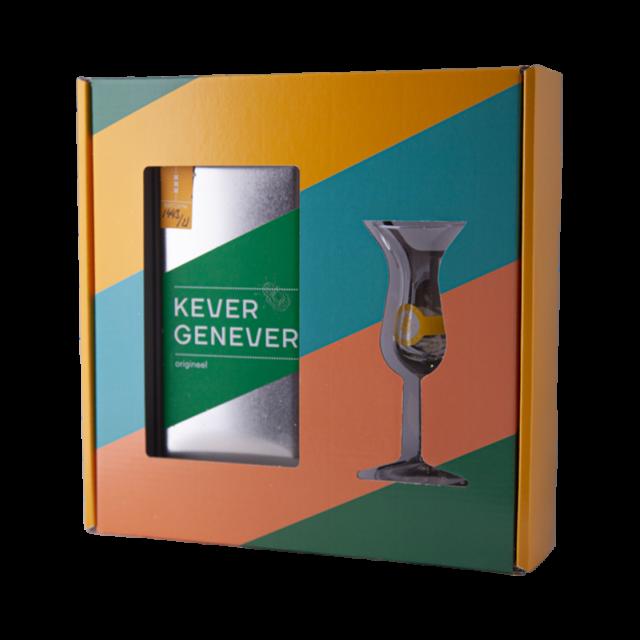 Kever Genever Giftpack Origineel 50cl