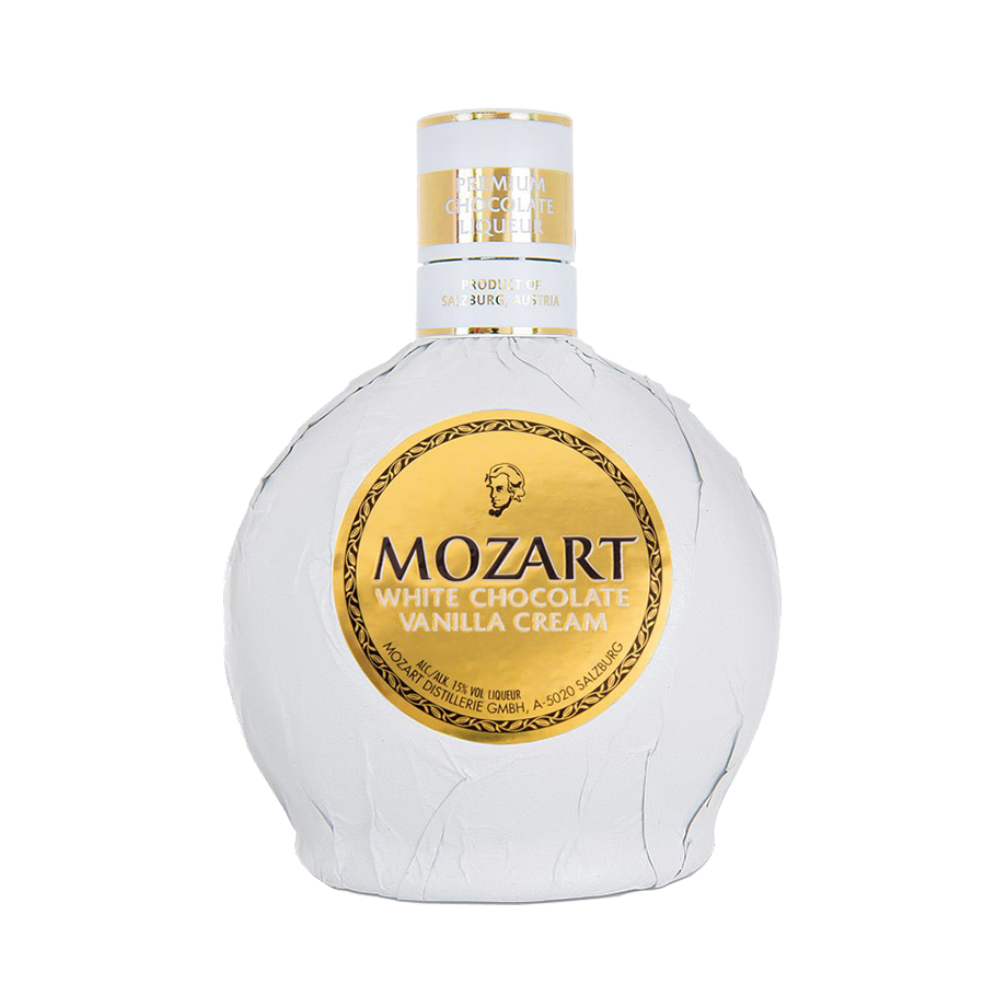 Mozart White Chocolate Cream 50cl