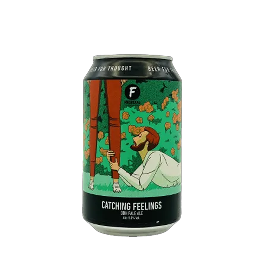 Frontaal Catching Feelings 33cl