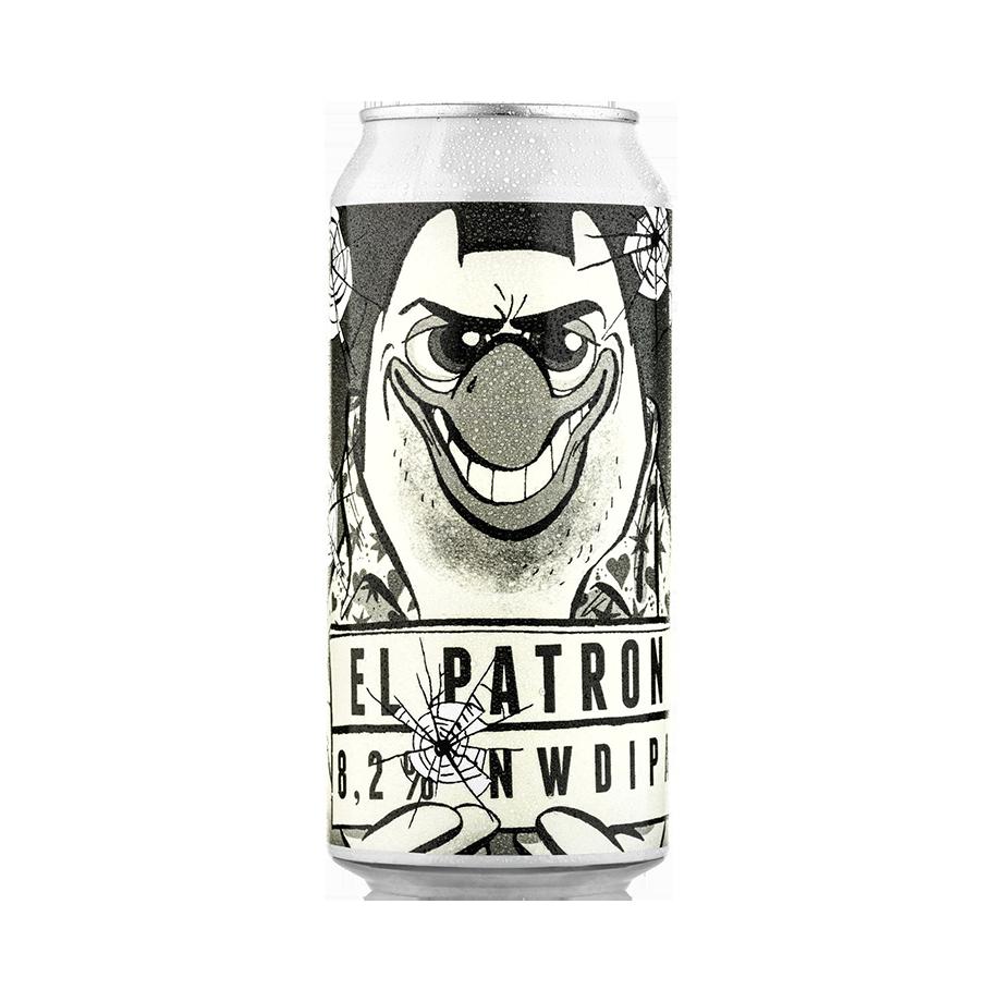 Uiltje El Patron 44cl