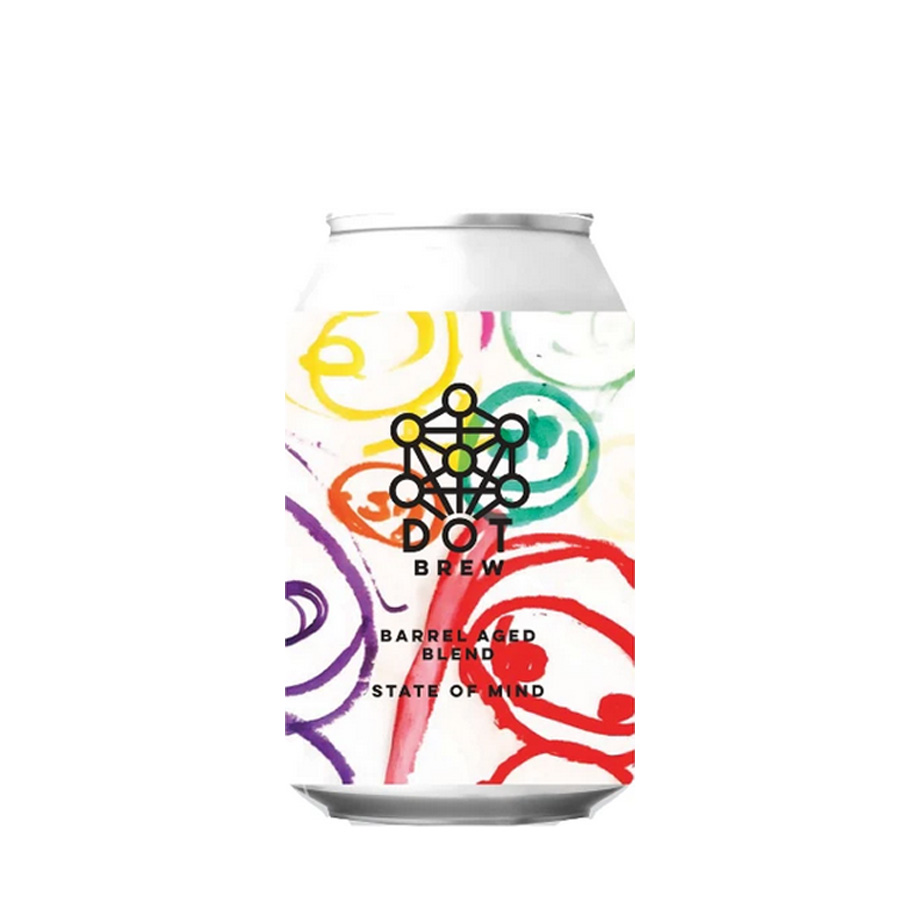 DOT Brew State Of Mind B.A. 33cl