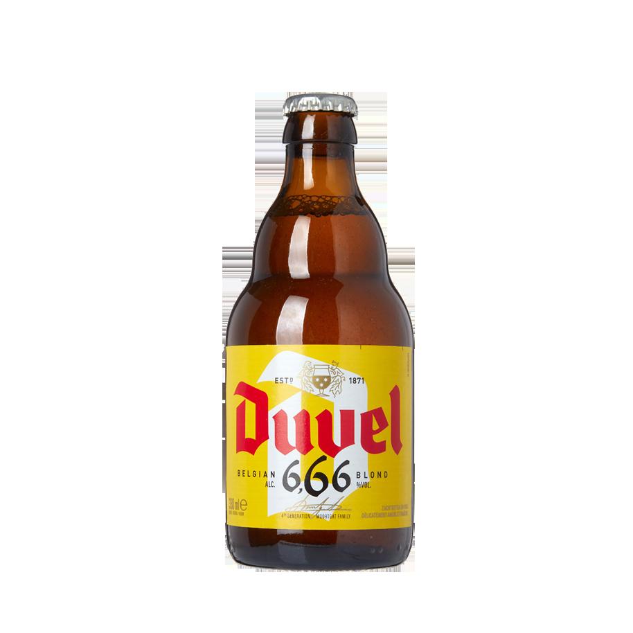 Duvel 666 33cl
