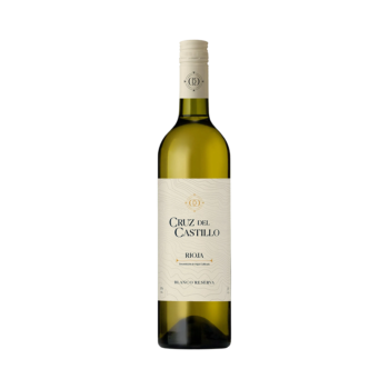 Cruz del Castillo Rioja Blanco Crianza 75cl