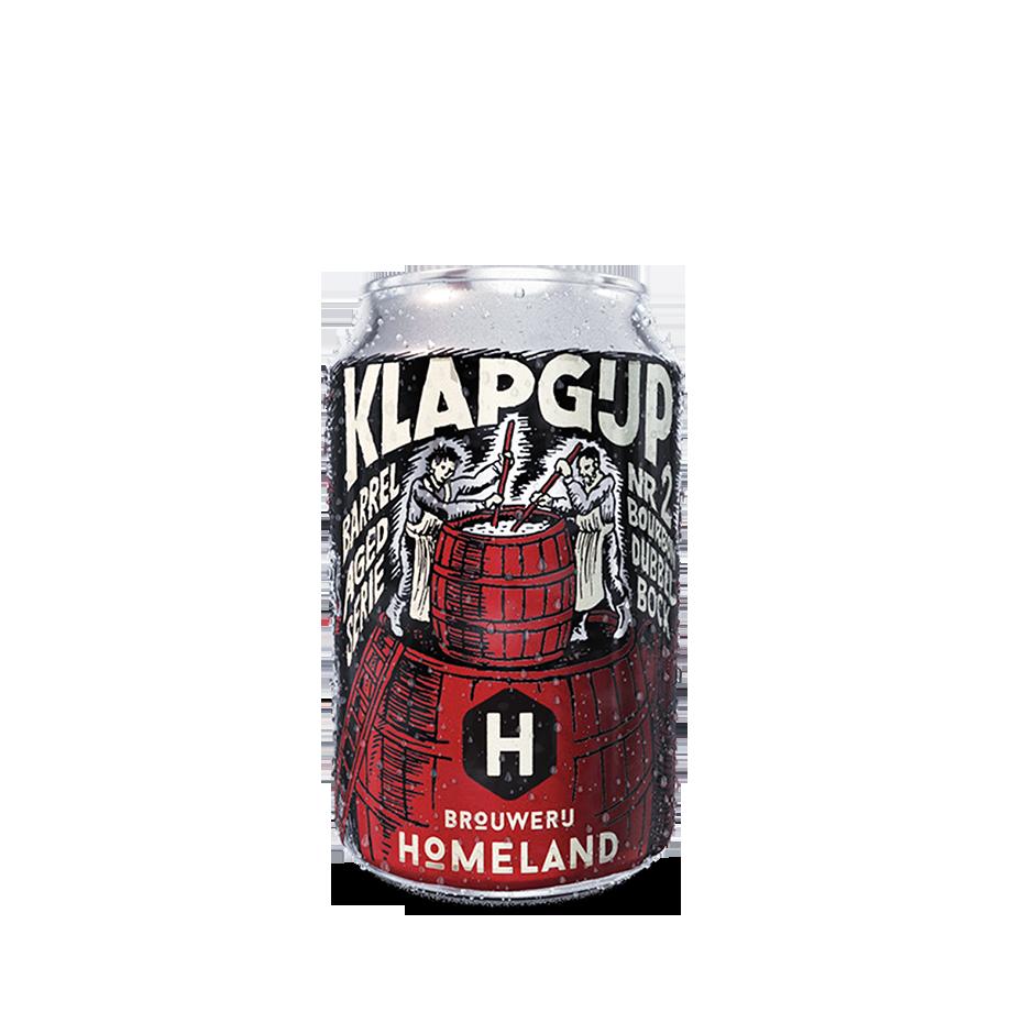 Brouwerij Homeland Klapgijp #2 33cl