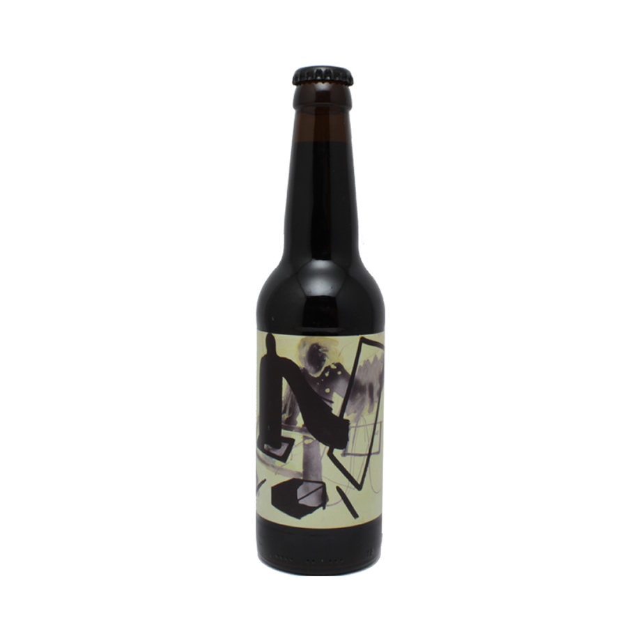 Ritual Lab/ Moersleutel Four Brothers 33cl