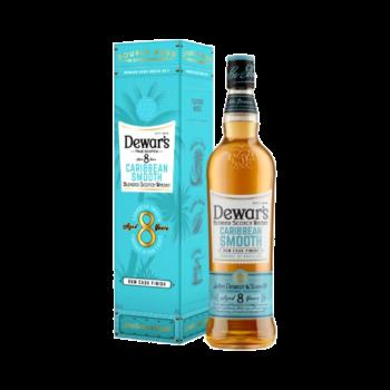 Dewar's 8yrs Caribbean Smooth 70cl