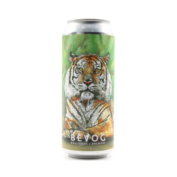 Bevog Sunda Tiger Extinction Is Forever DDH Hazy IPA 50cl
