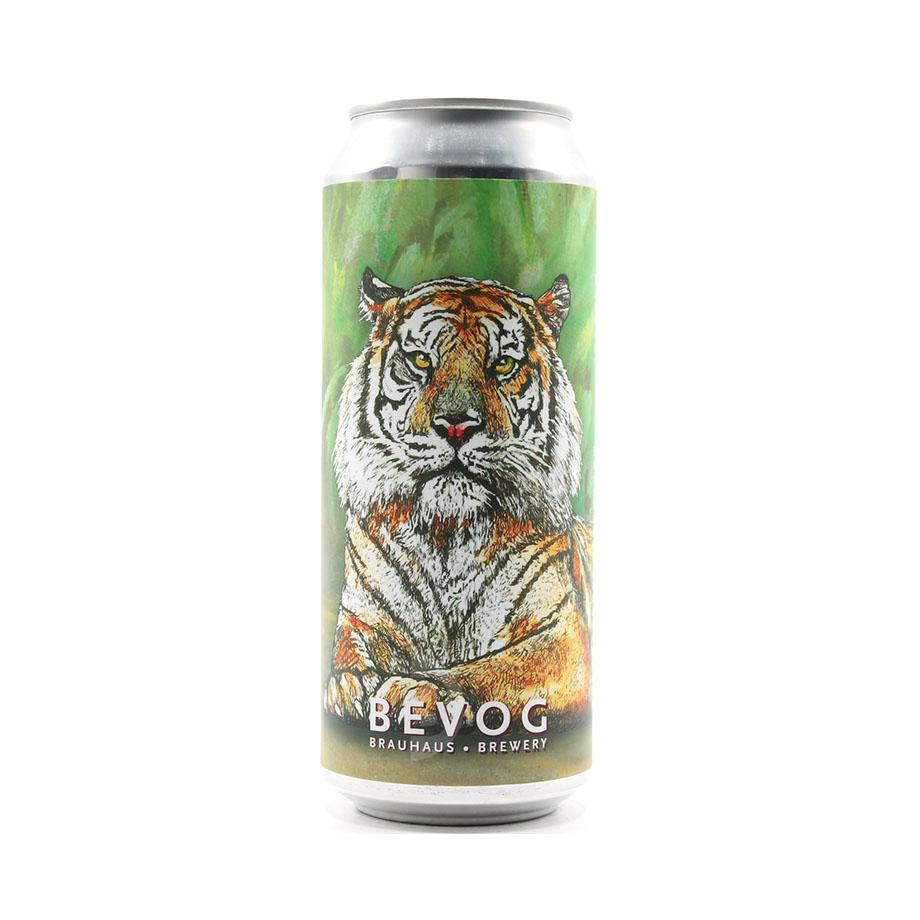 Bevog Sunda Tiger Extinction Is Forever DDH Hazy IPA 50cl