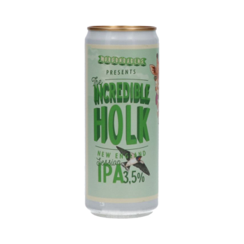 Morgondagens The Incredible Holk NEIPA 33cl