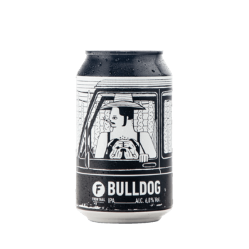 Frontaal Bulldog 33cl