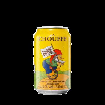 La Chouffe Blik 33cl