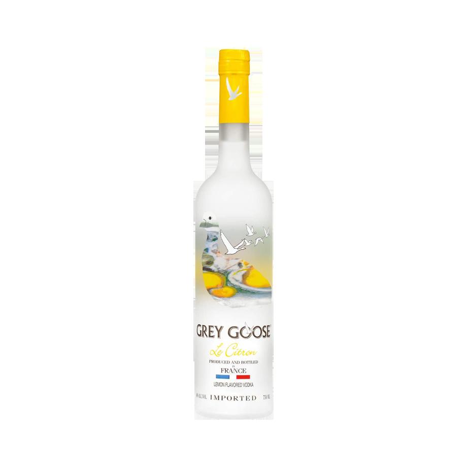 Grey Goose vodka Le Citron 70cl