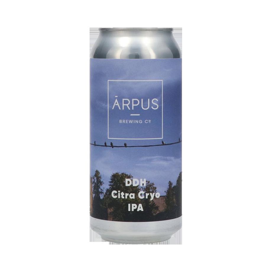 Arpus Brewing DDH Citra Cryo IPA 44cl