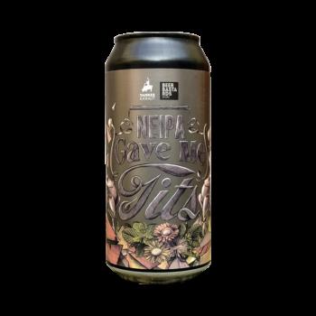 Yankee & Kraut x Beer Bastards NEIPA Gave Me Tits 44cl