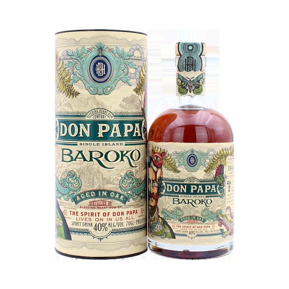 Don Papa Baroko 70cl