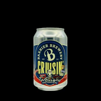 Baxbier Cruisin For Burgers 33cl