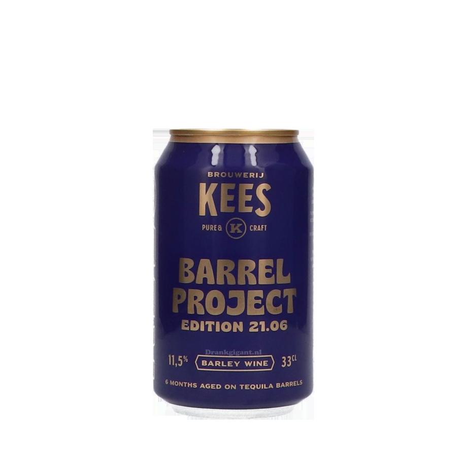 Kees Barrel Project 21.06 33cl