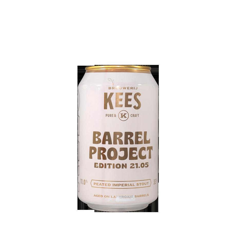 Kees Barrel Project 21.05 33cl