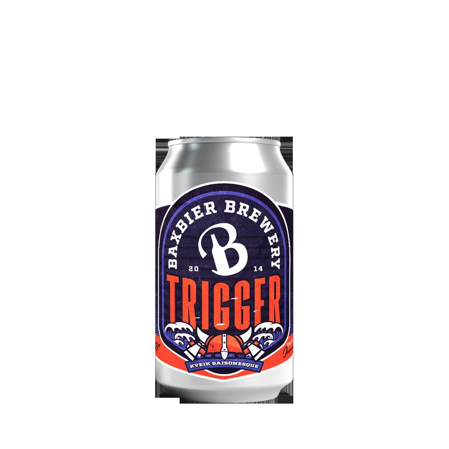 Baxbier Trigger 33cl