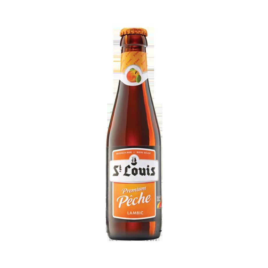 St. Louis Premium Pêche 25cl.