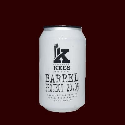 Kees Barrel Project 20.05 33cl blik