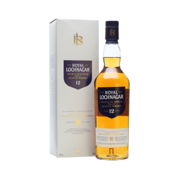 Royal Lochnagar 12 Years Old 70cl